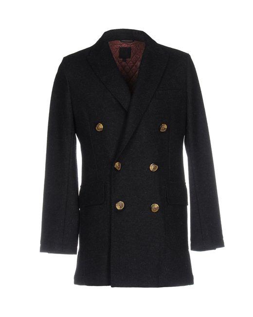 AT.P.CO - Blue Coats - Lyst