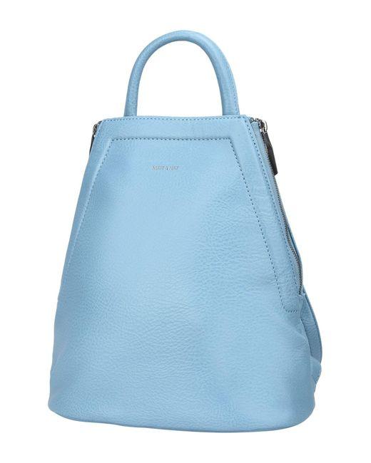 Matt & Nat | Blue Backpacks & Fanny Packs | Lyst