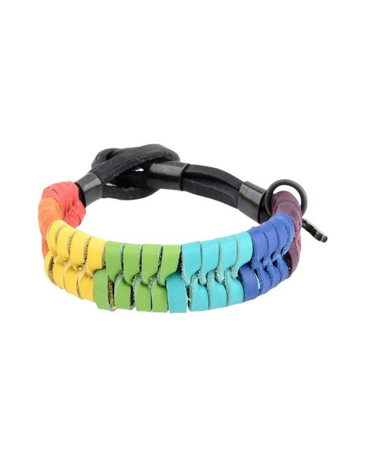 DSquared² - Green Bracelet for Men - Lyst