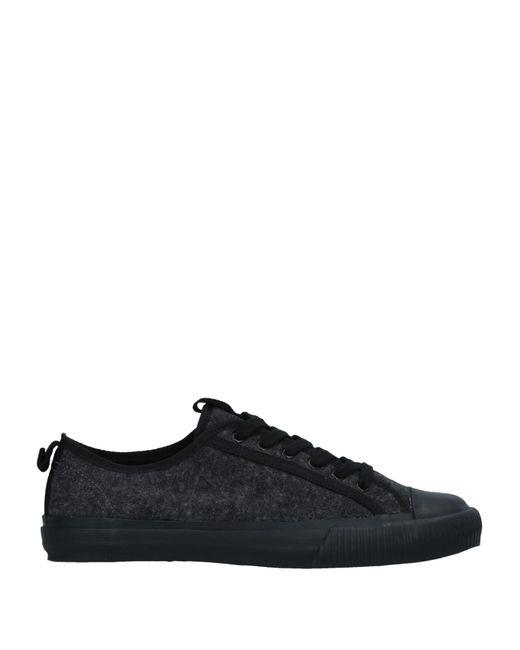 GRENSON - Gray Low-tops & Sneakers for Men - Lyst