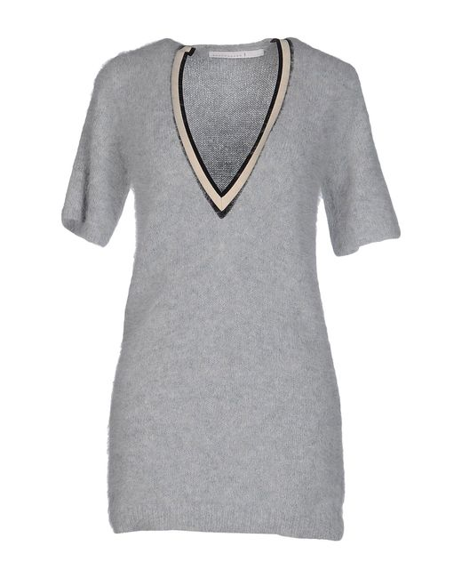 Schumacher - Gray Sweaters - Lyst