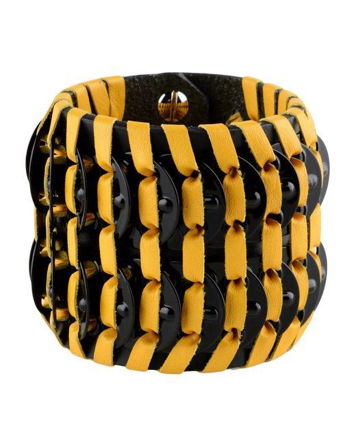 DSquared² - Yellow Bracelet - Lyst