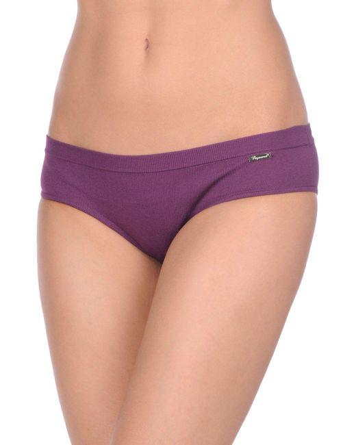 DSquared² - Purple Swim Brief - Lyst