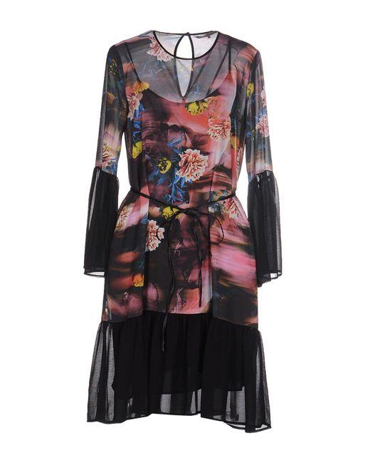 Clover Canyon - Black Short Dresses - Lyst