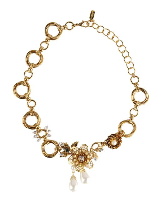Vicki Sarge - Metallic Necklace - Lyst