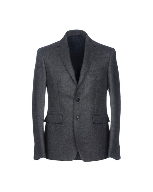 Mauro Grifoni - Gray Blazer for Men - Lyst