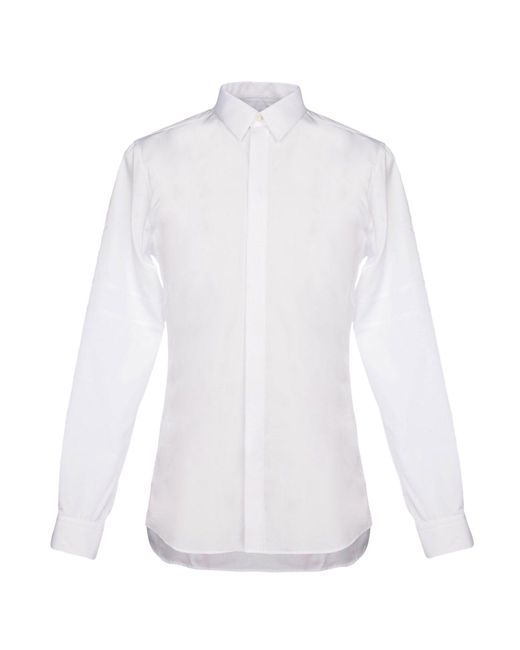 Givenchy - White Shirt for Men - Lyst