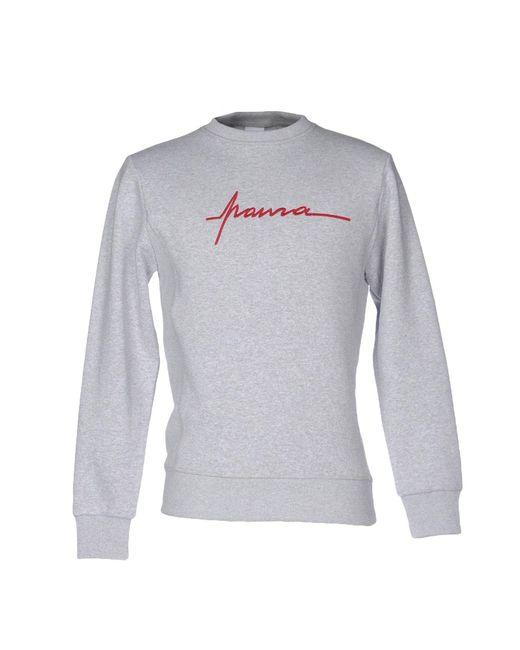Paura - Gray Sweatshirts for Men - Lyst