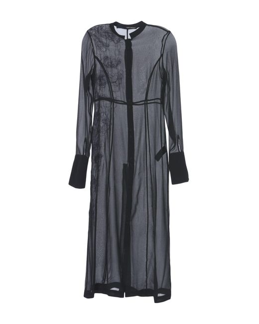 Isabel Benenato - Black Shirt - Lyst