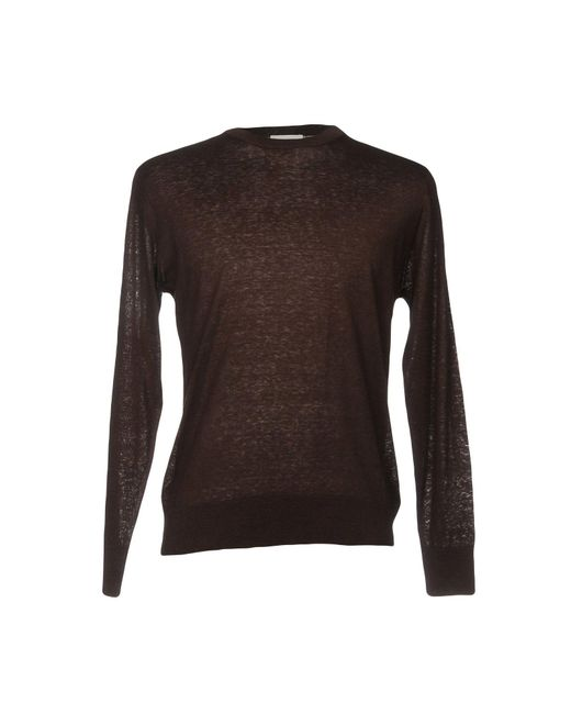 Ballantyne - Brown Jumper for Men - Lyst