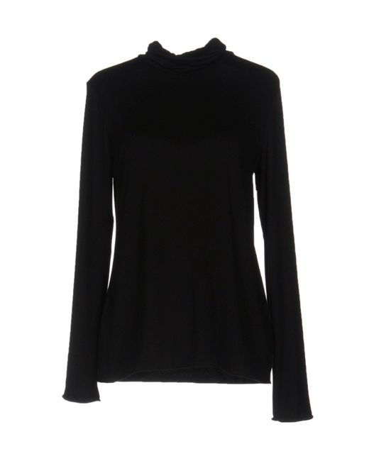 Roberto Collina - Black T-shirt - Lyst