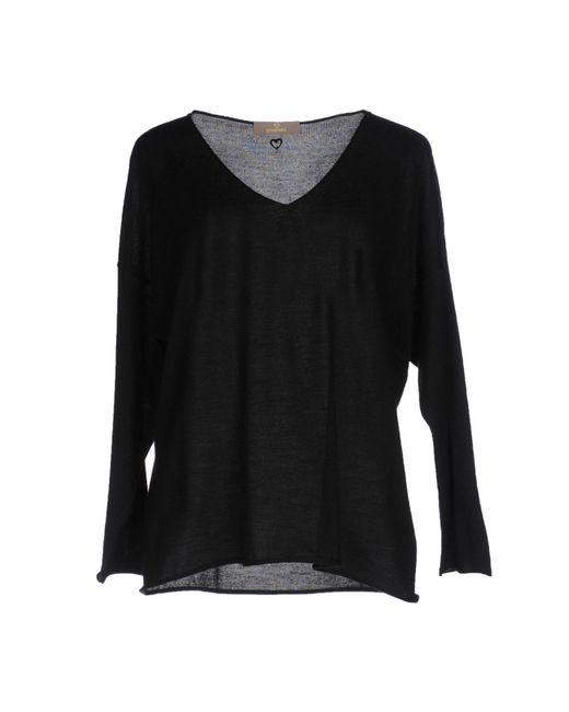 Cruciani | Black Sweater | Lyst