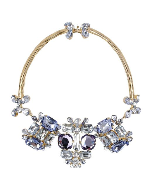 DSquared²   Blue Necklace   Lyst