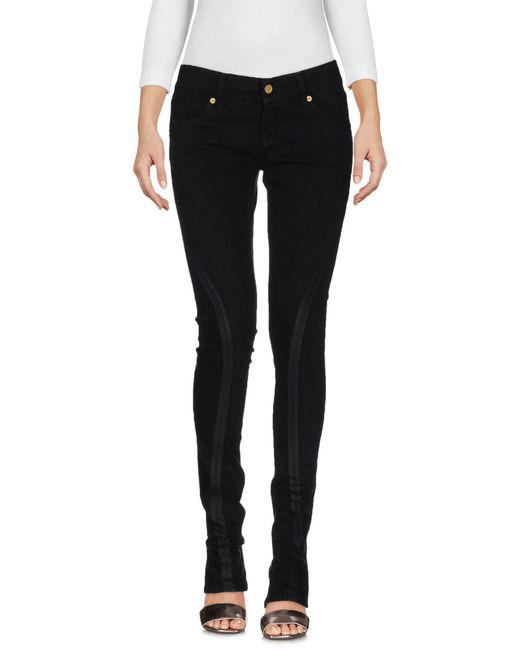 Superfine - Black Denim Trousers - Lyst