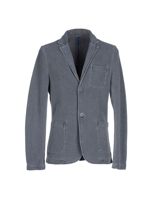Bark - Gray Blazer for Men - Lyst