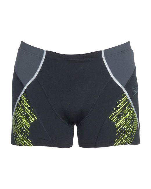 Speedo - Black Swimming Trunks for Men - Lyst