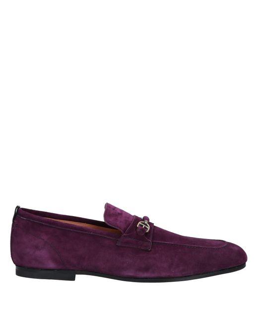 Bally - Purple Loafer for Men - Lyst