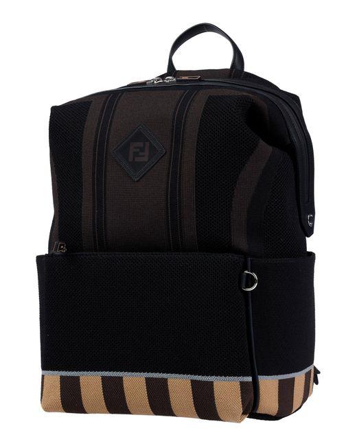 Fendi - Black Backpacks & Bum Bags for Men - Lyst
