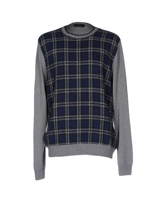 Harmont & Blaine - Gray Sweaters for Men - Lyst
