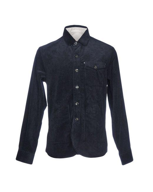 Nine:inthe:morning - Blue Shirt for Men - Lyst