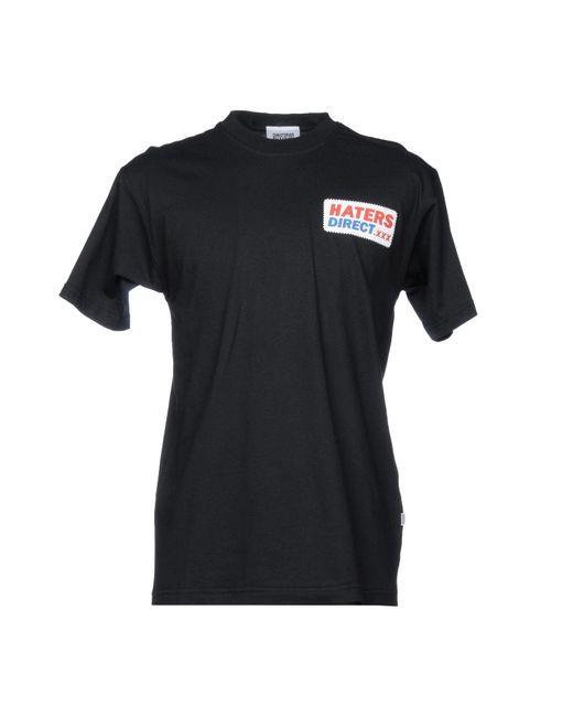 Christopher Shannon - Black T-shirt for Men - Lyst