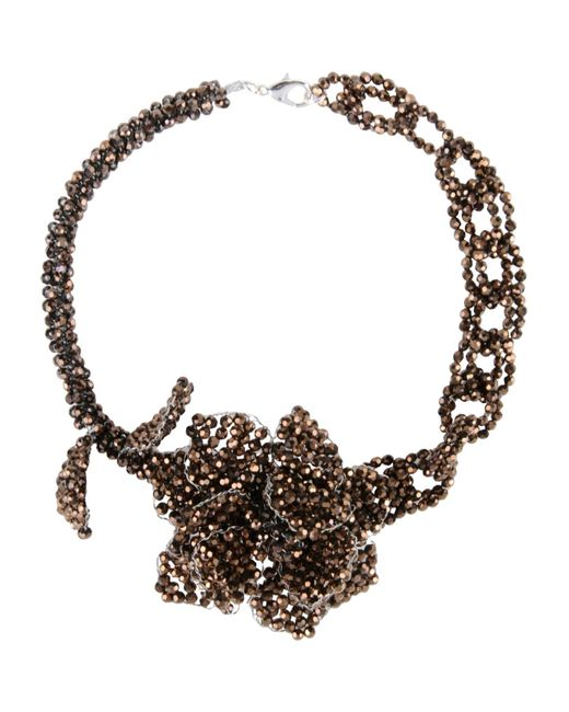 Night Market | Metallic Necklace | Lyst