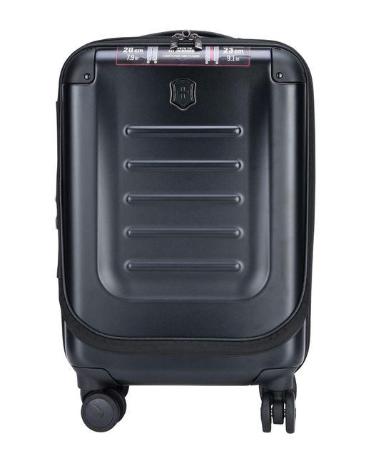 Victorinox - Black Wheeled Luggage for Men - Lyst