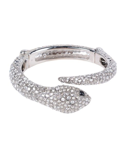 Roberto Cavalli - White Bracelets - Lyst