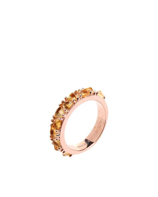 Katie Rowland - Pink Ring - Lyst