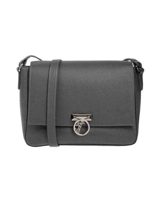 Versace - Gray Cross-body Bags - Lyst