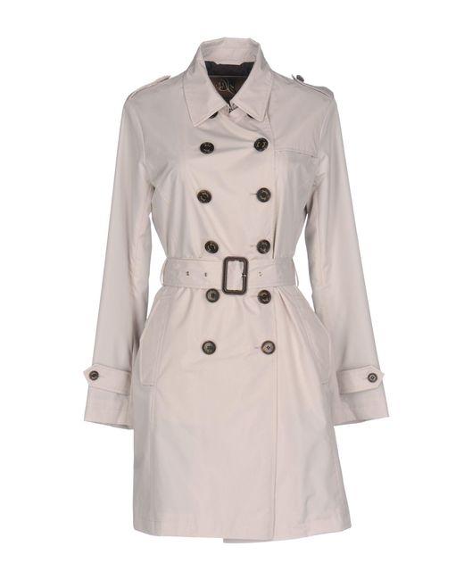Sealup - Gray Overcoat - Lyst