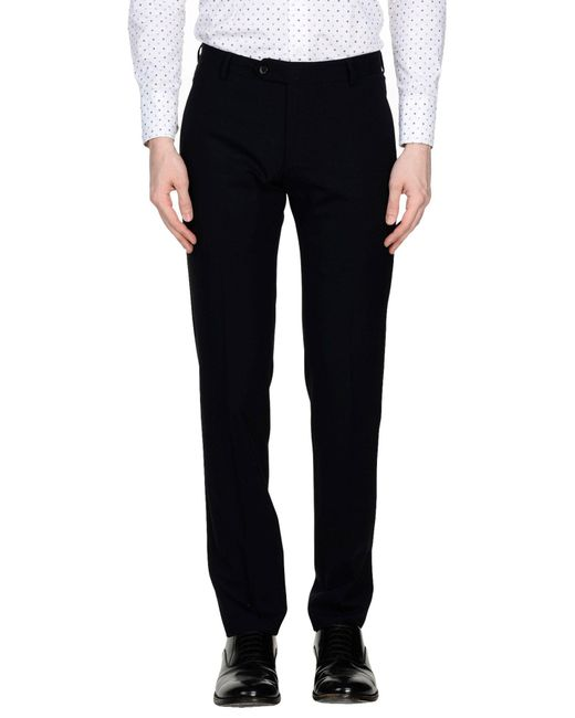 Tonello - Blue Casual Pants for Men - Lyst