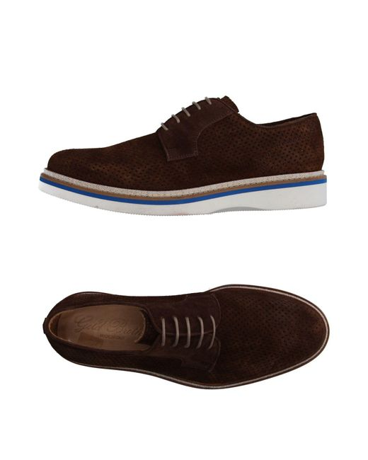 Gold Brothers | Brown Lace-up Shoe for Men | Lyst