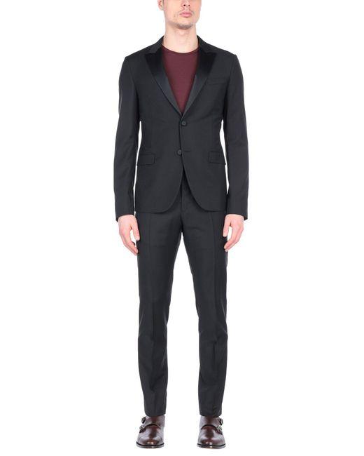 Valentino Black Suit for men