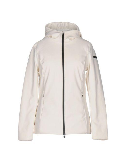 Rrd   White Down Jacket   Lyst