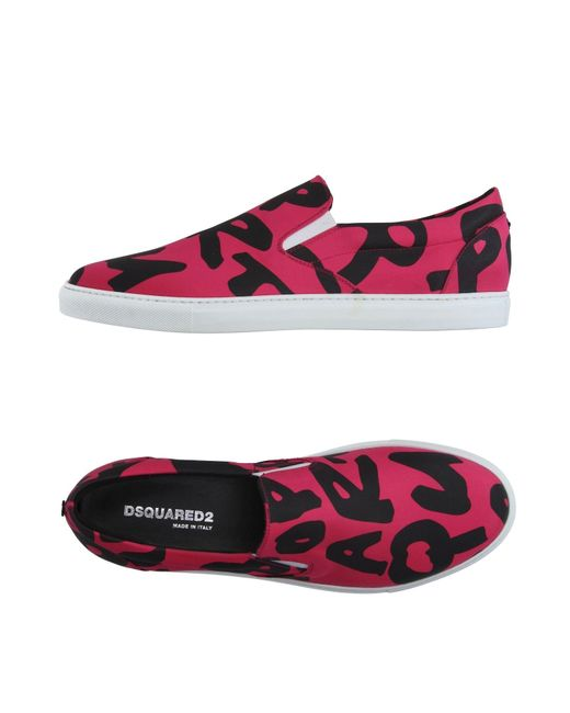 DSquared² - Multicolor Low-tops & Sneakers for Men - Lyst
