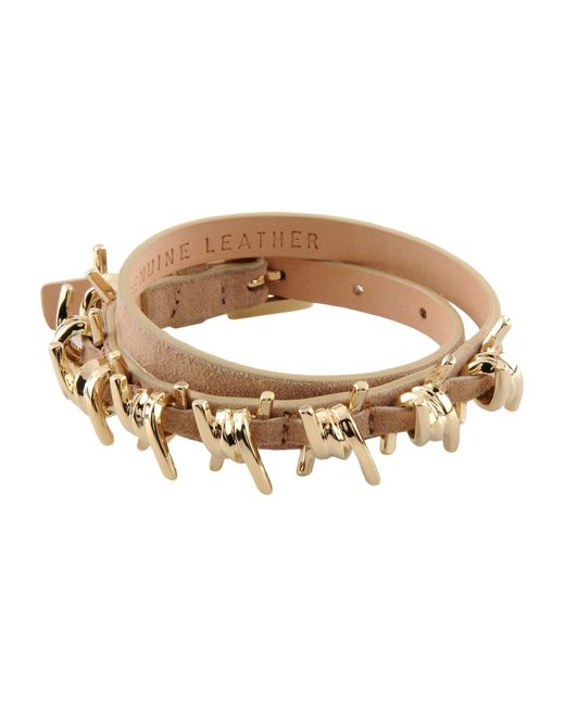 DSquared² - Natural Bracelets - Lyst
