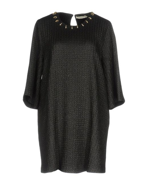 Amen - Black Short Dresses - Lyst