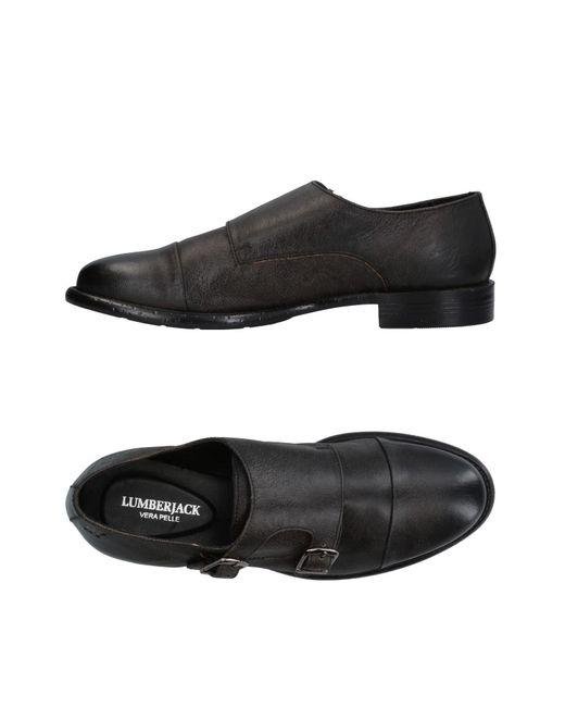 Lumberjack | Black Loafer for Men | Lyst