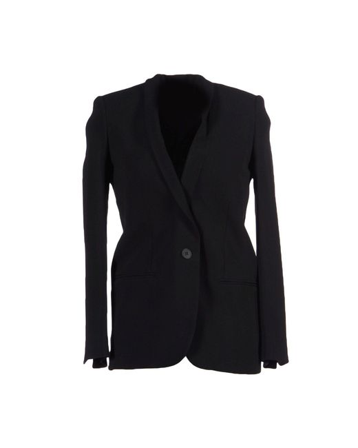 Stella McCartney - Black Blazer - Lyst