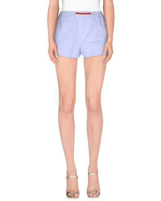 That's It - Blue Shorts - Lyst