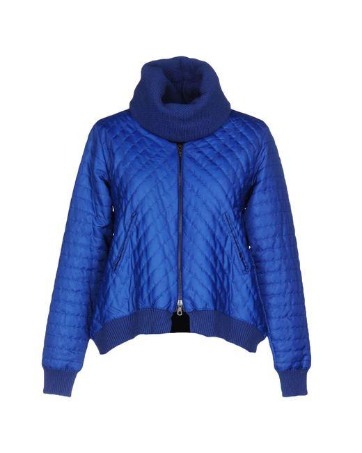 Manila Grace - Blue Jackets - Lyst