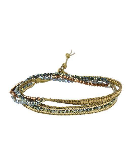 Nakamol   Metallic Bracelet   Lyst