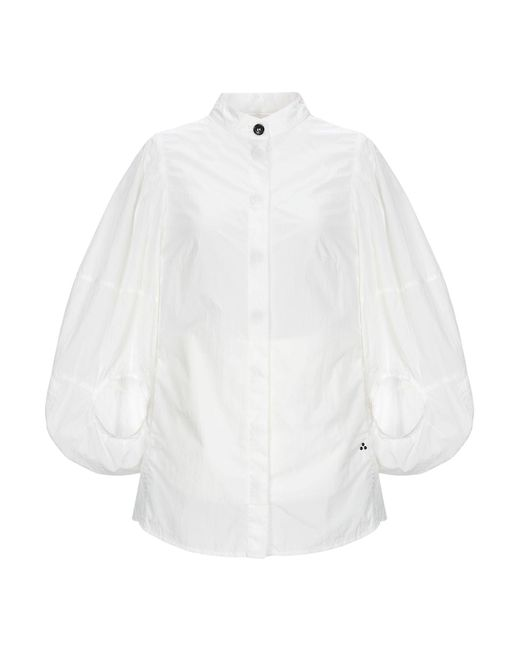 Peuterey - White Jacket - Lyst