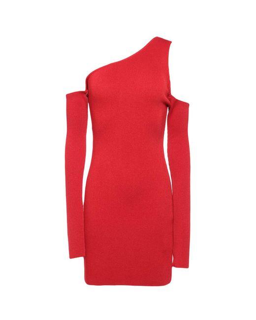 Amiri - Red Short Dress - Lyst
