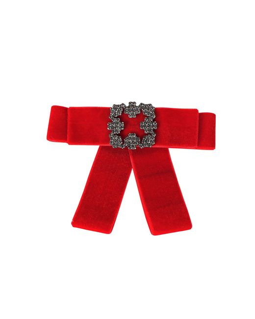 Jolie By Edward Spiers - Red Brooches - Lyst