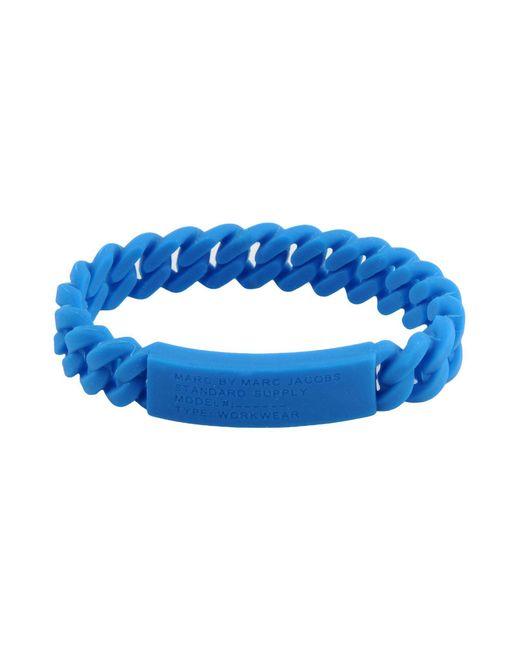 Marc By Marc Jacobs - Blue Bracelets - Lyst