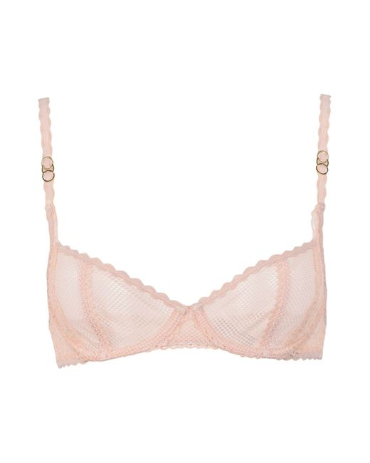 Stella McCartney - Pink Bra - Lyst
