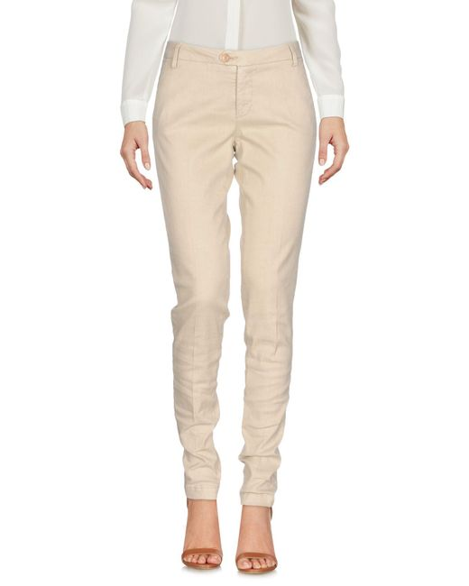 Bonheur - Natural Casual Pants - Lyst