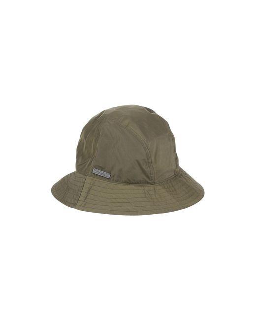 Woolrich - Green Hat - Lyst